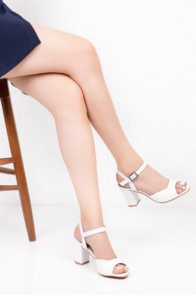 Gondol Hakiki Deri Topuklu Ayakkabı 0