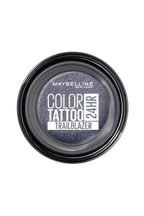 Maybelline New York Krem Göz Farı - Color Tattoo 24HR 220 Trailblazer 3600531581534 0