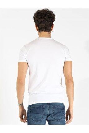 Twister Erkek Slım Fıt Ets 1827 (y) Beyaz 3