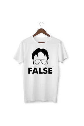VectorWear The Office Dwigth False Tshirt 0