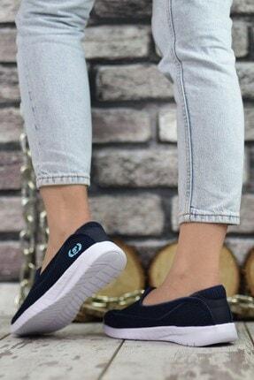 Riccon Lacivert Kadın Sneaker 0012553 3