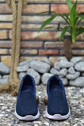 Riccon Lacivert Kadın Sneaker 0012553 4