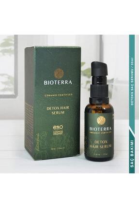 Organik Detoks Hair Serum 30 ml Detoks Saç Serumu bio80029