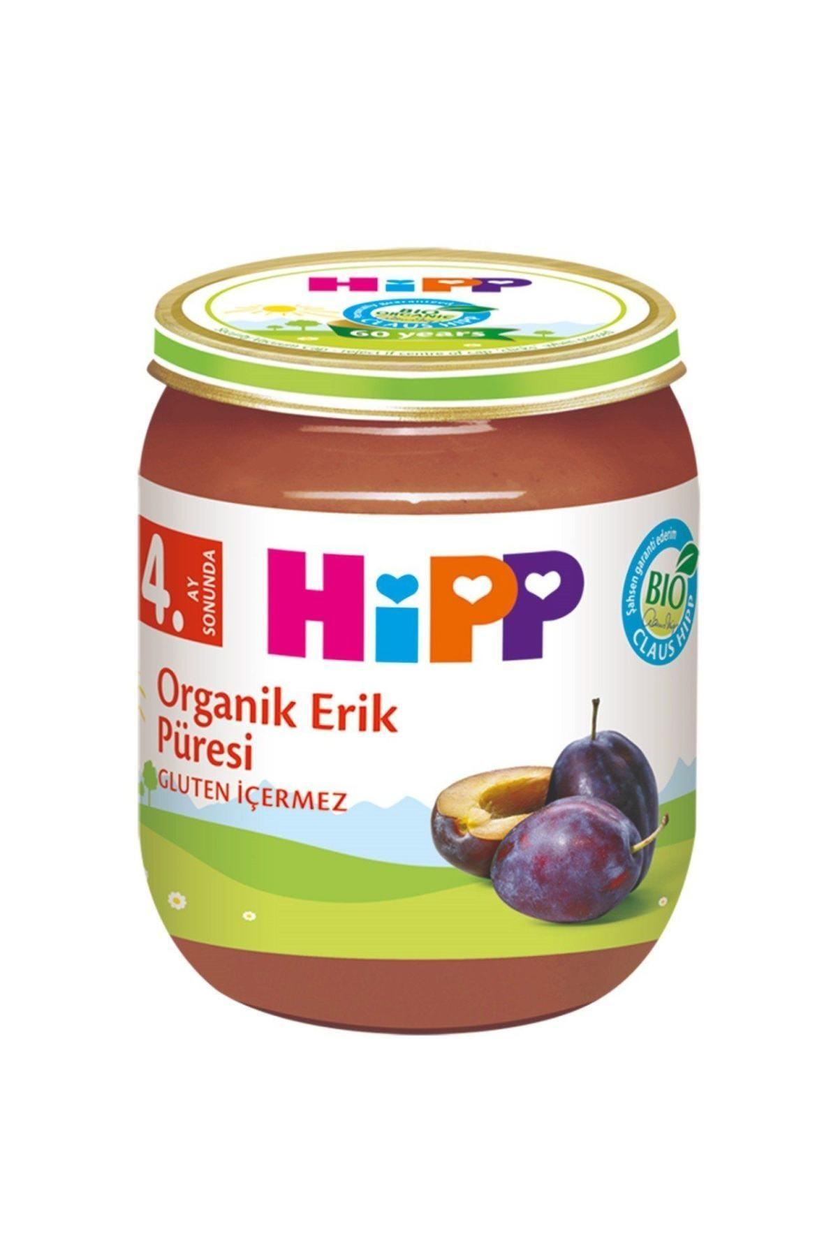 Hipp Organik Erik Püresi 125 gr 0