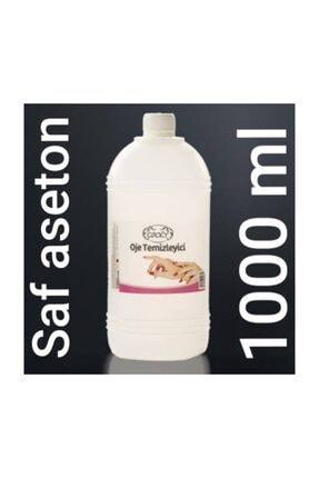 COCKY Oje Temizleyici Litrelik Saf Aseton 1000ml (1 Litre) 0