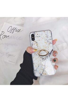 Mobildizayn Galaxy Note 5 Diamond Yüzüklü Kılıf 0