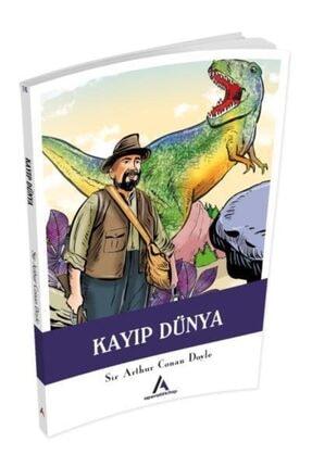 Aperatif Kitap Yayınları Çocuk Klasiklerinden Seçme Eserler 16-kayıp Dünya 0