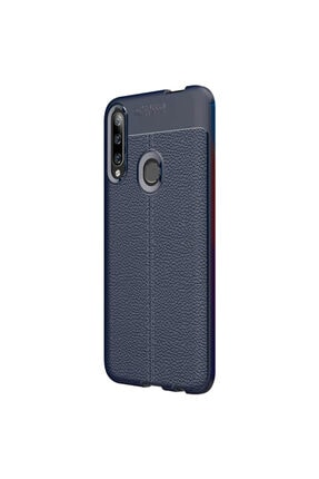CaseUp Huawei Honor 9x Kılıf, Niss Silikon Lacivert 1
