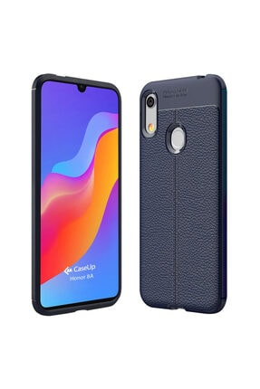 CaseUp Huawei Honor 8a Kılıf, Niss Silikon Lacivert 0