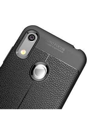 CaseUp Huawei Honor 8a Kılıf, Niss Silikon Lacivert 2