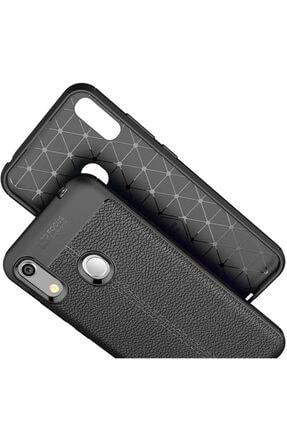 CaseUp Huawei Honor 8a Kılıf, Niss Silikon Lacivert 3