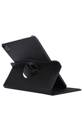 CaseUp Apple Ipad Pro 12.9'' 2020 4.nesil Kılıf, 360 Rotating Stand Lacivert 3