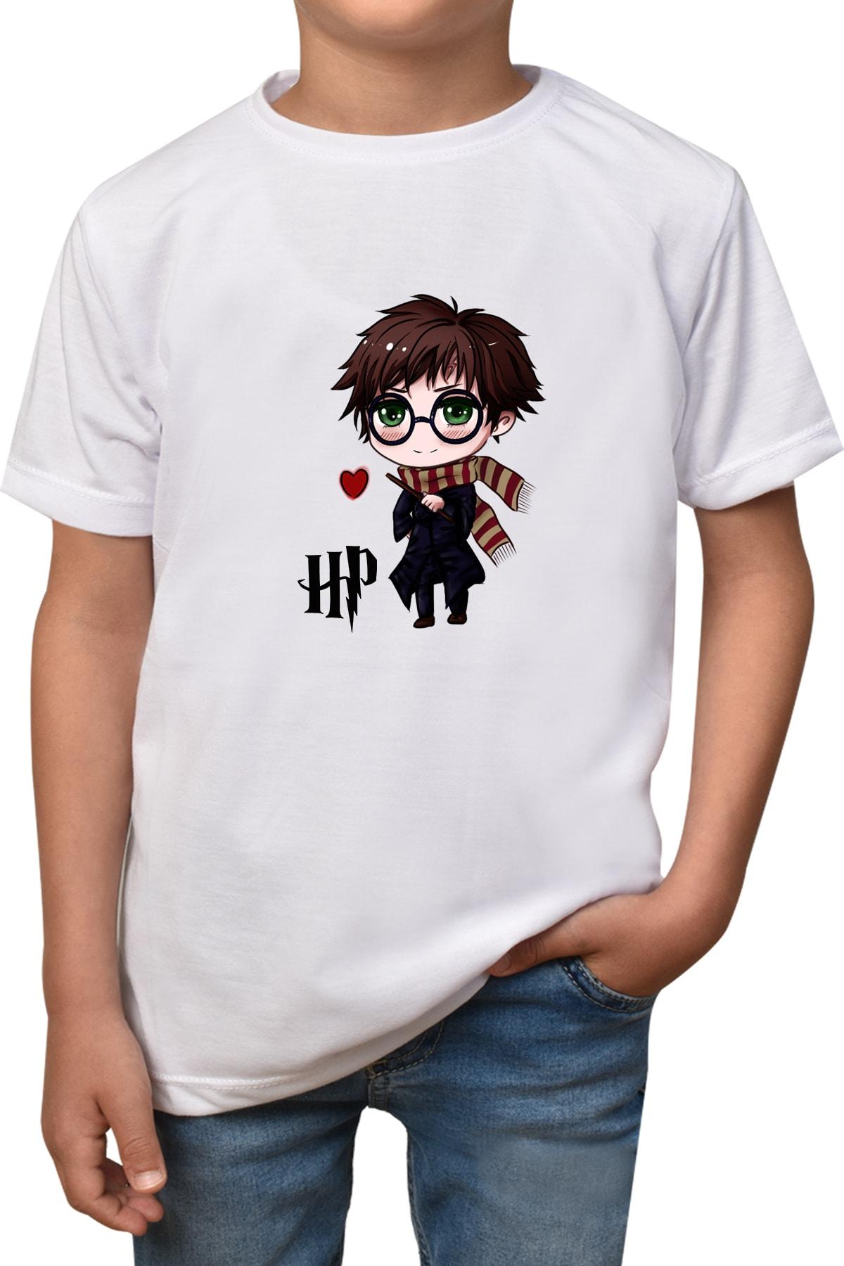 Harry Potter - Erkek-kız Çocuk - T-shirt T-11