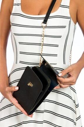 Espardile Kadın Askılı Mini Çanta 1