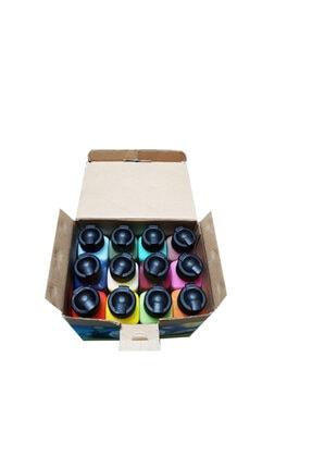 Artdeco Akrilik Boya Başlangıç Seti#1 12 Renk 140 Ml 1