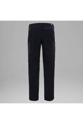 The North Face Tnf M Exploration Convertible Siyah Erkek Pantolon 3