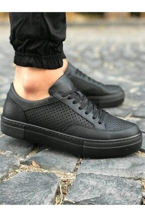 Chekich Ch015 St Erkek Ayakkabı Siyah 0