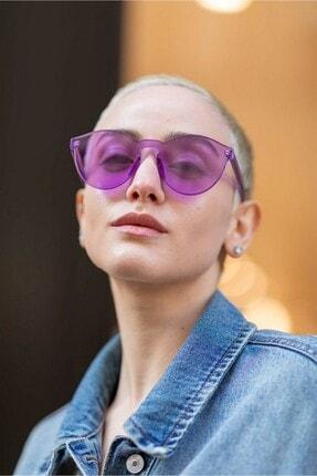 Bilge Karga Candy Purple Güneş Gözlüğü 2