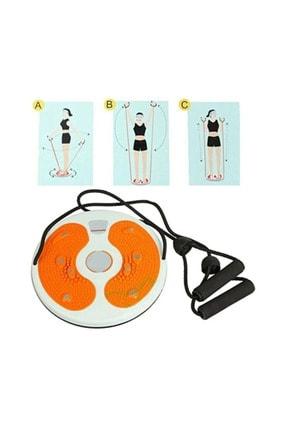 Mobee Waist Twisting Disc Bel Inceltici Ipli Spor Aleti 3
