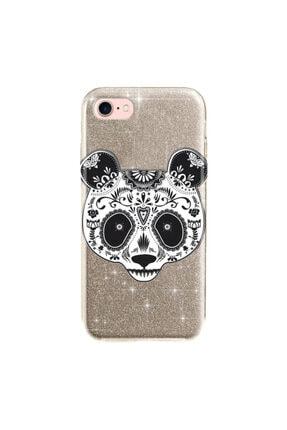 cupcase Iphone 6s Plus Kılıf Simli Parlak Kapak Altın Gold Renk - Stok518 - Pandass 0