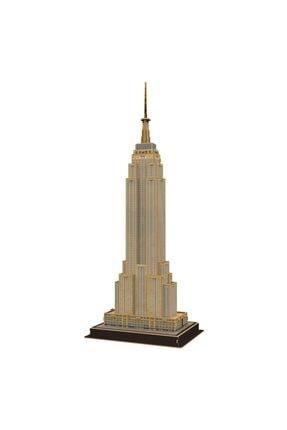 Cubic Fun 54 Parça 3d  Empire State Building Puzzle 0
