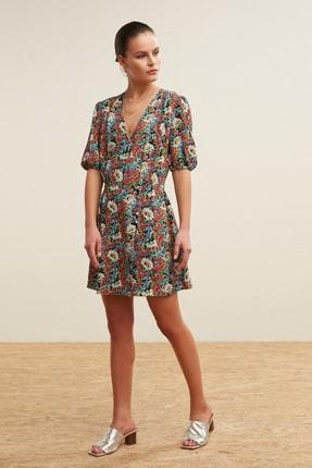 Mudo Kadın Multi Renk Elbise 379652 0