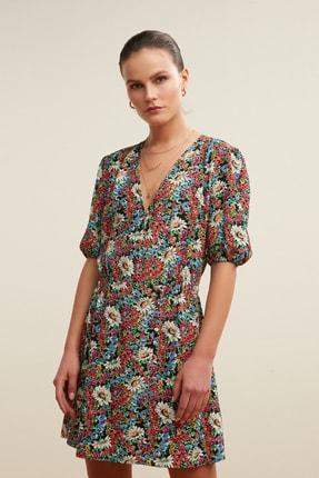 Mudo Kadın Multi Renk Elbise 379652 1