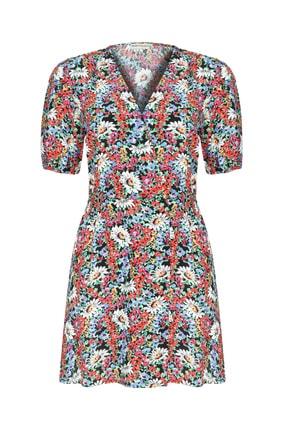 Mudo Kadın Multi Renk Elbise 379652 4