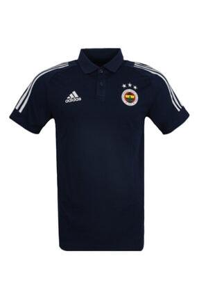 Fenerbahçe Erkek Lacivert Fenerbahçe 2020/21 A Takım Futbolcu Polo 0
