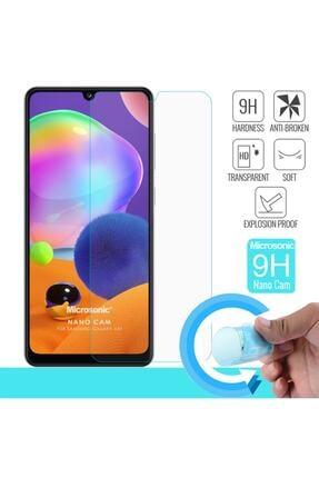 Samsung Galaxy A31 Ekran Koruyucu *hd Kırılmaz Esnek Nano Cam Film Screensaver 0