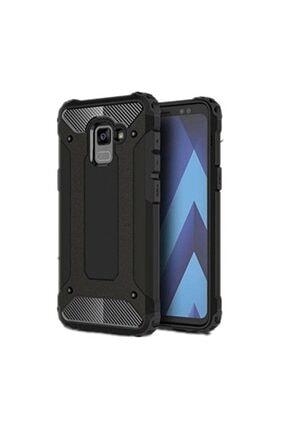 Zipax Samsung Galaxy A8 Plus 2018 Kılıf Zr-crsh Tank Zırh Kapak 0