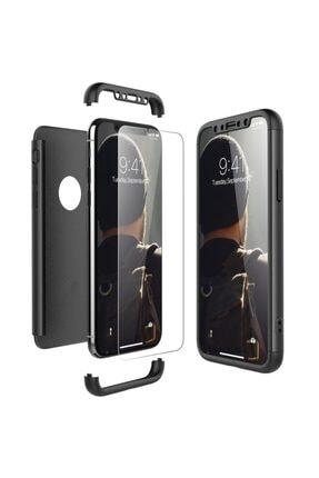 Zipax Apple Iphone Xs Kılıf Zr-ays 360 Koruma 3 Parçalı 0