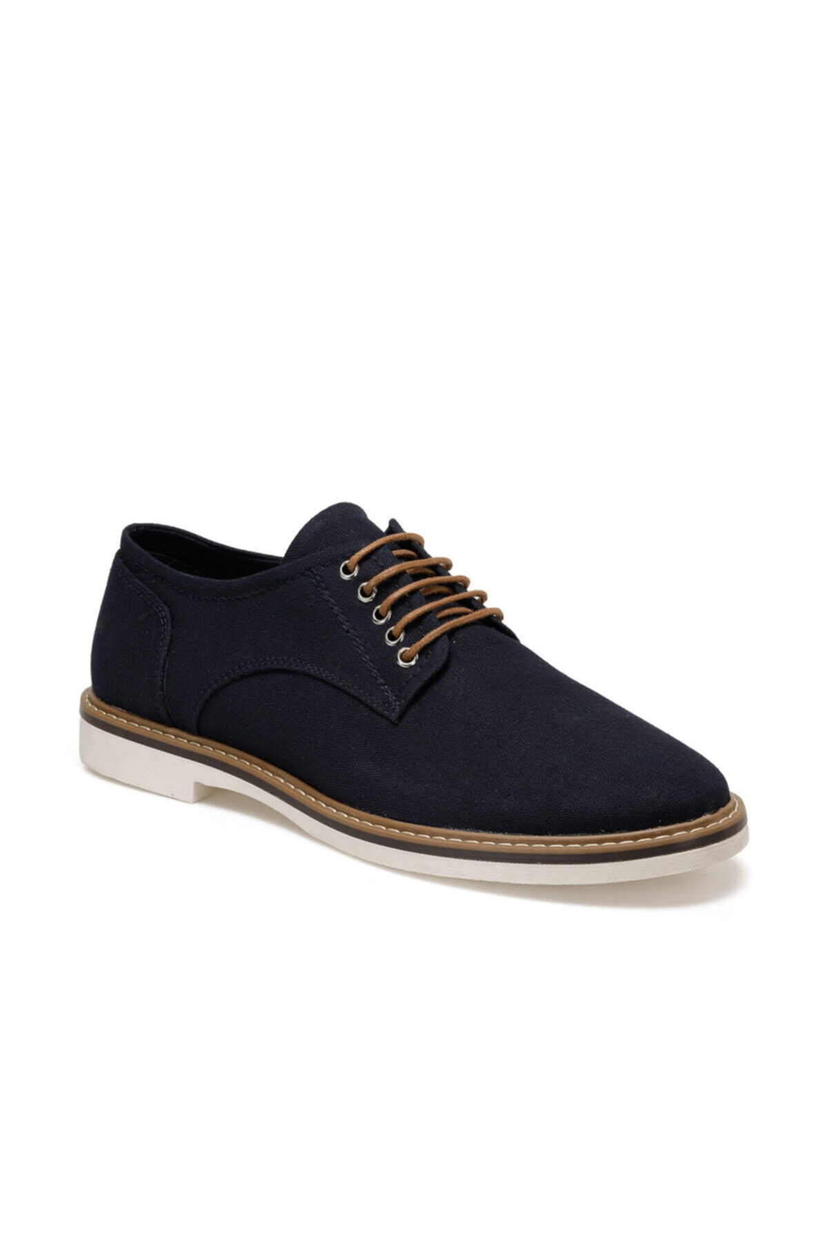 5661 Lacivert Erkek Klasik Ayakkabı 100518070