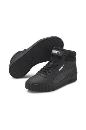 Puma Carina Mid-37323302-siyah-kadın Spor Ayakkabı- 1