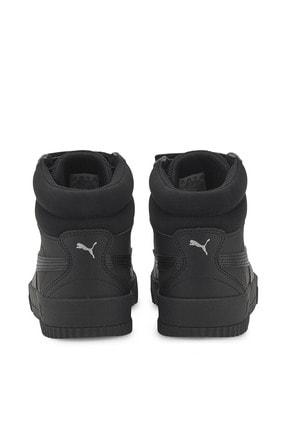 Puma Carina Mid-37323302-siyah-kadın Spor Ayakkabı- 2