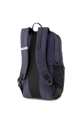 Puma Unisex Sırt Çantası - Deck Backpack Peacoat - 07690507 1