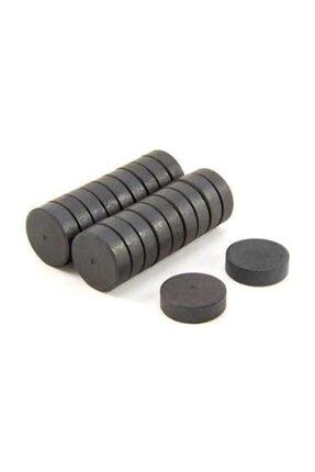 KullanAt Market Mıknatıs Siyah Minik 12 Şerit Miktarı : 50 Adet 0