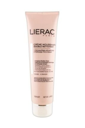 Lierac Double Cleansing Foaming Cream 150 ml 0