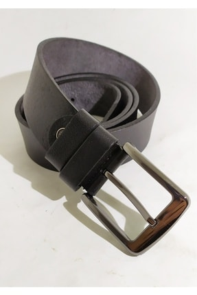 New Coast Leather 1900's Hakiki Deri Uzun Ömürlü Erkek Kemeri 4