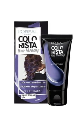 L'Oreal Paris Paris Colorista Hair Makeup Violet 0