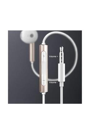 Huawei AM116 Honor  Kablolu Kulaklık Mikrofonlu - Gold 2