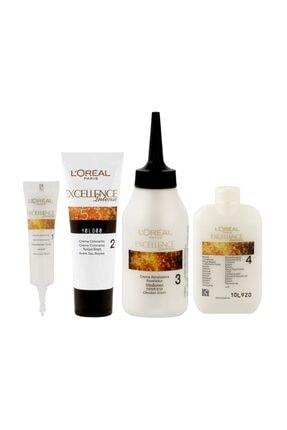 L'Oreal Paris Saç Boyası - Excellence Intense 5.3 Sıcak Çikolata 3600522822301 1