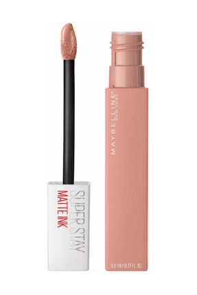 Maybelline Likit Mat Ruj - SuperStay Matte Ink Liquid Lipstick 55 Driver 0