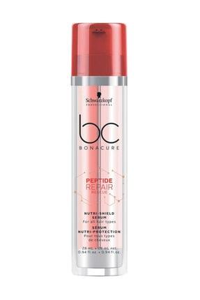 Bonacure Bc Bonacure Peptide Acil Kurtarma Yıpranmış Saçlar Için Besleyici Onarıcı Serum 28+28 ml 0