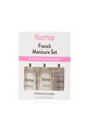 Flormar French Manicure Set 227 1