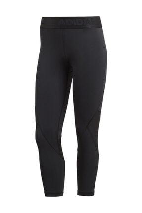 adidas Kadın Siyah  Tayt Ask Spr Tig 34 CF6556 1
