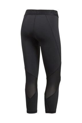 adidas Kadın Siyah  Tayt Ask Spr Tig 34 CF6556 2