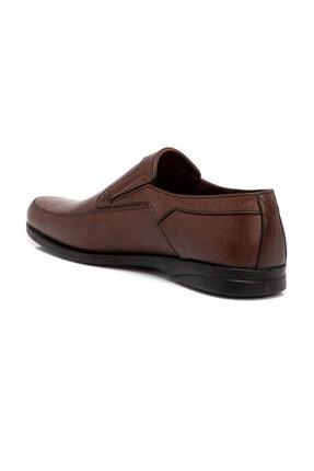 Tergan Erkek  Kahverengi  Deri Ayakkabı 54455H57 1