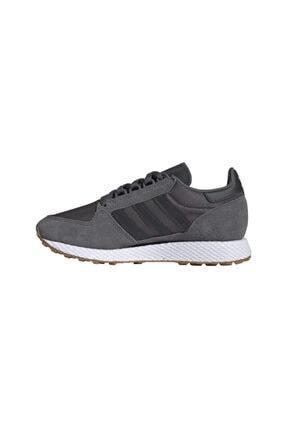 adidas Kadın Gri Forest Grove Günlük Spor Ayakkabı Ee5846 1