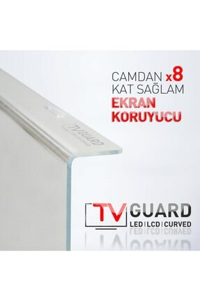 "TV Guard Regal 49r6520fa 49"" Inc 3 Mm Tv Ekran Koruyucu 2"
